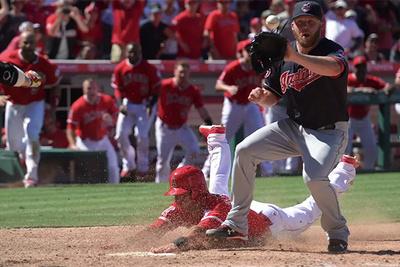 Go Behind the Scenes with Los Angeles Angels Team Photographer Matt Brown