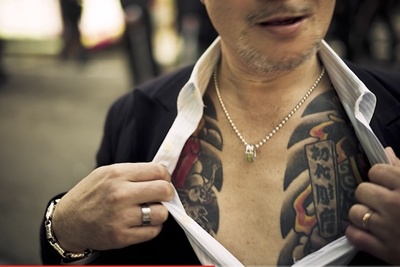 Within The Underworld: Photographer Spends 2 Years Inside Japan's Yakuza Crime Family