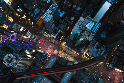 9 Photography Tips When Photographing Cityscapes from a Helicopter