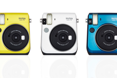 Fujifilm Announces New Instax Mini 70 Instant Camera