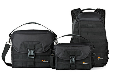Lowepro Expands Applauded ProTactic Line with Four New Photography Bags