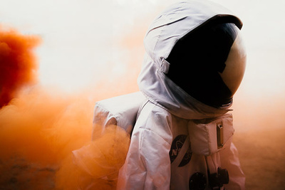Your Only Chance to Be Photographed as an Astronaut is Coming Up