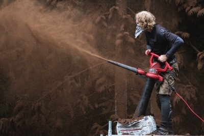 This Behind-the-Scenes Video Shows How to Create an Epic Dirt Blizzard