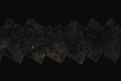 46 Billion-Pixel Image Is Now the Largest Space Image by a Factor of More Than 30