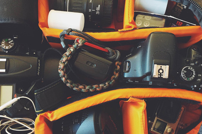 Deciding Which Camera to Bring When You Have Too Many Options