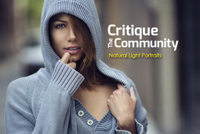Critique the Community: Submit Your Natural Light Portraits Now
