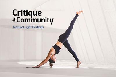 Critique the Community Episode 10a - Natural Light Portraits with Dani Diamond