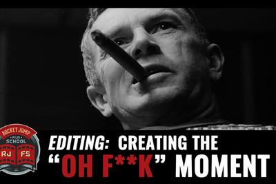 "Creating an ""Oh F**k!"" Moment Through Better Video Editing"