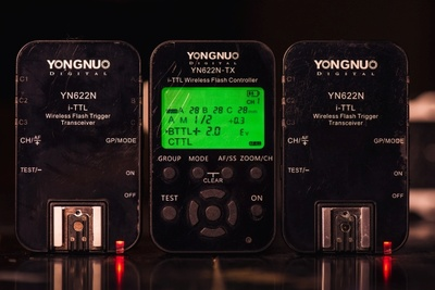 Fstoppers Reviews the Yongnuo TTL Flash System