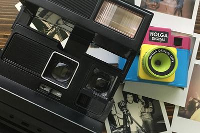 The New Holga Digital Vs Polaroid 600, The Ultimate Camera Showdown