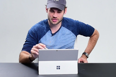 Surface Pro 4 Review, A Tablet For Professionals