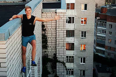 Teenager Dies From Fall After Posing for Selfie on Top of Building for His Instagram Account