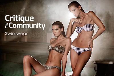 Critique the Community Episode 12: Swimwear with Dixie Dixon