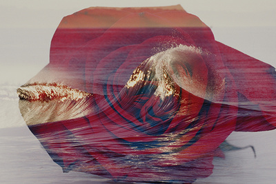 Double Exposure Surf Art; The Most Refreshingly Analog Thing You Will See This Week