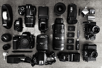 The Bare-Bones Minimum Gear Needed to Photograph a Wedding
