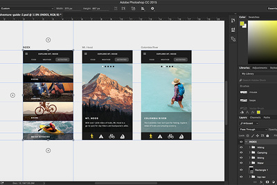 Adobe Updates Professional Video, Audio, and Photography CC Desktop Applications with New Features