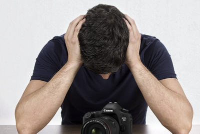 3 Reasons Why You're Failing As a Photographer