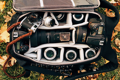 Fstoppers Reviews the Incase DSLR Pro: One Camera Bag to Rule Them All?