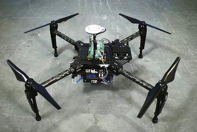 Miniaturized Hydrogen Fuel Cells Promise Six-Fold Increase in Drone Flight Times