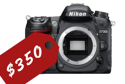 Buy A Refurbished Nikon D7000 For $350 Right Now