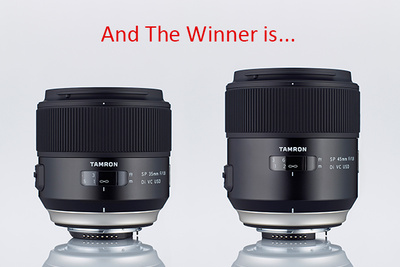 Winner of the Tamron Prime Lens Contest Announced
