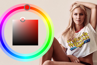 Making Color Grading Easy Using Color Palettes