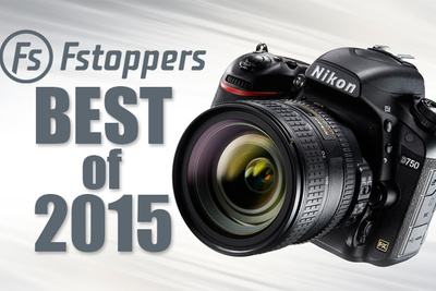Fstoppers Awards The Best Photography Gear of 2015