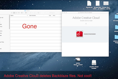 Adobe CC Bug Erases Data on Macs (UPDATED)