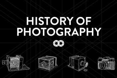The History of Photography in Five Minutes by COOPH