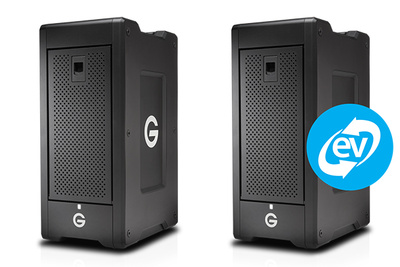 G-Technology Announces Two G-Speed Shuttle XL Transportable Eight-Bay Thunderbolt DAS Arrays