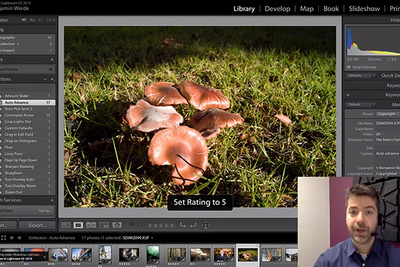 Latest Lightroom Coffee Break: How to Rate Photos With Auto Advance