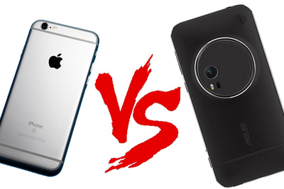 Will the 3x Optical Lens on the New Asus ZenFone Zoom Replace the iPhone 6s?