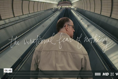 The Irrational Fear of Nothing: A Film Shot in Third Person POV