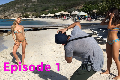 Joey Wright's Swimwear Photography BTS Episode 1: Arriving in Curacao