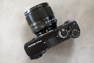 First Look at the Fujifilm X-Pro2