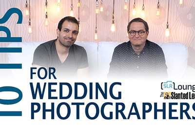10 Tips for Wedding Photographers From Pye Jirsa and Slanted Lens