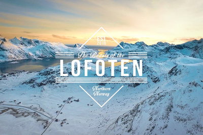 Beautiful 4K Video of Lofoten in Norway