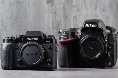 Choosing Your Next Camera Body for Photography