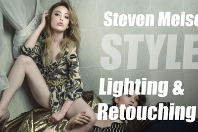 Lighting and Retouching Tutorials for Recreating the Styles of Some of the World's Best Photographers