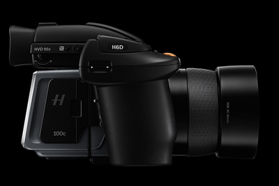 Hasselblad Launches H6D Camera Platform in 50-Megapixel and 100-Megapixel Versions With 4K Video