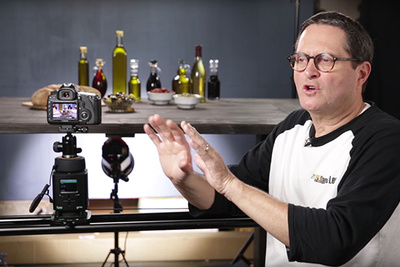The Syrp Genie and Genie Mini Are Perfect for Food Photographers and More