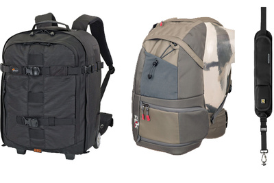 Get Some Big Deals on Photography Backpacks and Accessories This Weekend