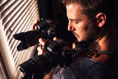 Feature Request: Body-to-Body Communication Would Be Every Event Photographer's Dream