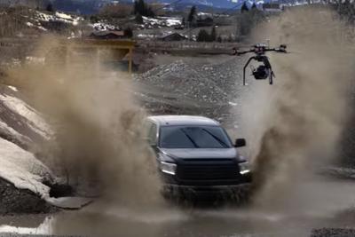 Brain Farm Pairs Phantom Flex4K with Aerigon UAV for First-Ever Ultra HD Aerial Drone Footage