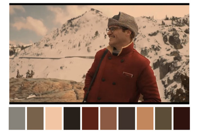 Cinema Palettes Helps You Recreate the Colors of Your Favorite Films