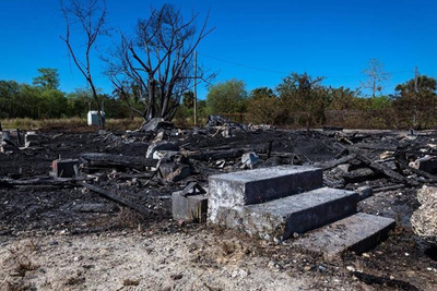 Photographer Accidentally Burns Down Historic Landmark