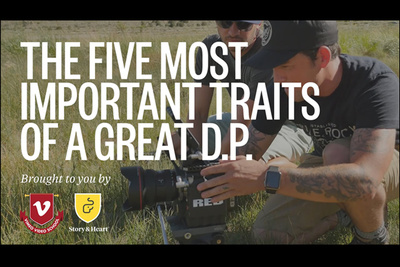 The 5 Most Important Traits of a Great Director of Photograpahy