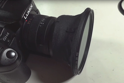 Simple Trick to use Filters on Fisheye and Wide-Angle Lenses that Don't Have Threads