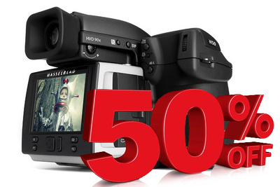 The Hasselblad H5D-50c Is Currently 50% Off