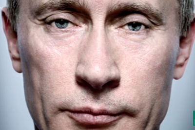 The Experience of Photographing Vladimir Putin
